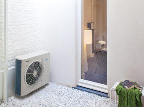 Daikin Altherma EVLQ Hybride warmtepomp (buitenunit)